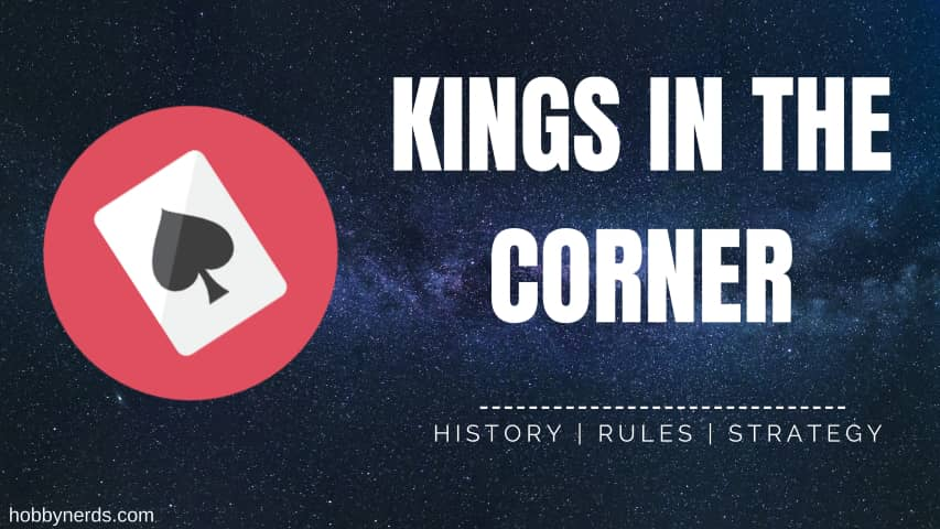 KINGS IN THE CORNER GAME PLAY