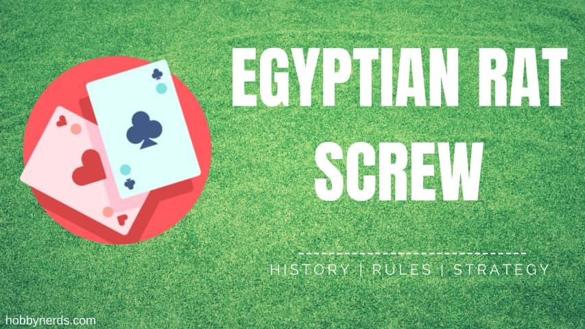 egyptian rat screw game play
