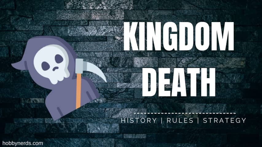 kingdom death board game